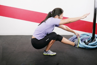 Giving Into The Crossfit For Women Craze