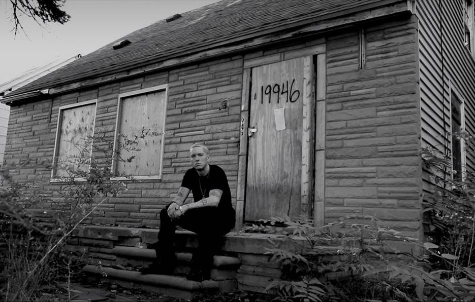 What we know so far about eminem s house and car for Classic house albums